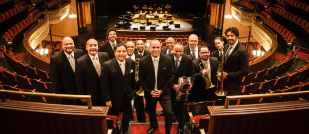 Debut: Jazz stars sit in with Spanish Harlem Orchestra