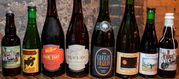 The sour brews that beer geeks are buzzing over