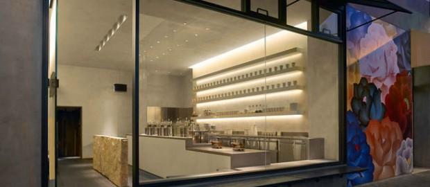 Modern Tea Shop in San Francisco