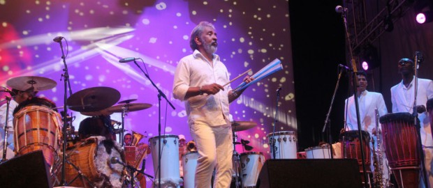 Brazilian orchestra fuses Afro beats with a little Duke