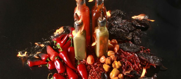 For serious chile-heads, a hot sauce festival in Long Beach